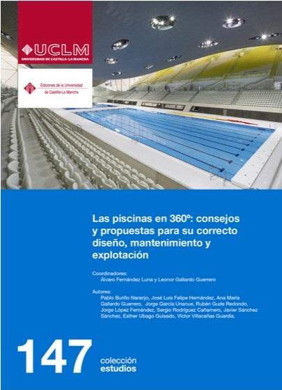 La uclm edita un manual para el mantenimiento y la for Manual mantenimiento piscinas
