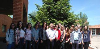 8e313ff7157 Estudiantes alemanes visitan la Facultad de Educación de Albacete