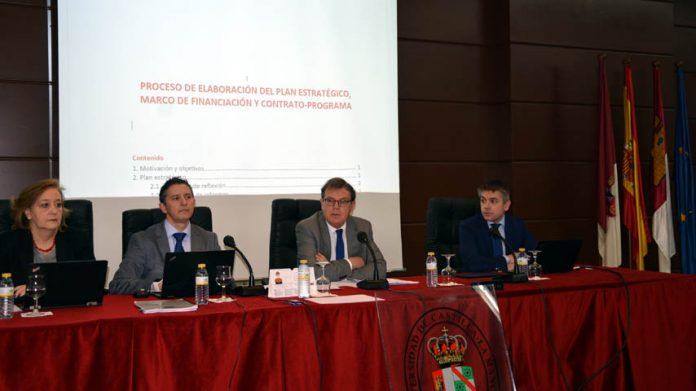Sesión del Consejo de Gobierno